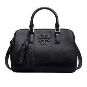 Tory Burch Thea Small Round Double Zip